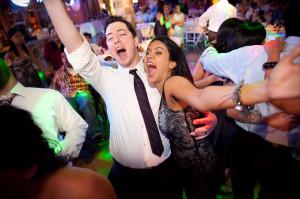 Wedding DJ at The Oasis