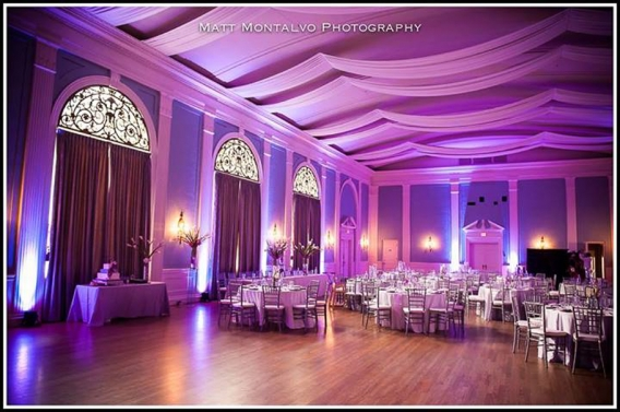 Austin Wedding Uplighting For Weddings Events Hill