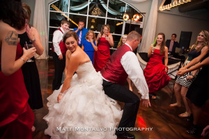 terrace club wedding dj