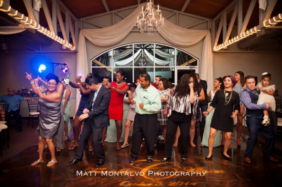 terrace club wedding dj austin tx