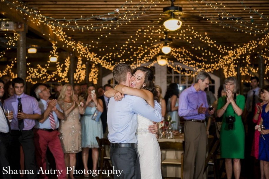 red corral ranch wedding dj
